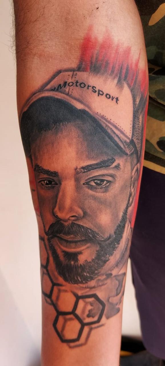 best tattoo artist in bikaner