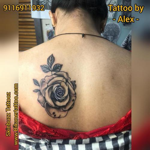 Best Skinbuzz Tattoo Studio In Bikaner 02