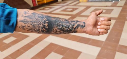 Best Tattoo Artist In Rajasthan