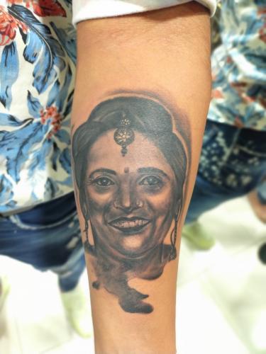 Tattoo Artist In Bikaner 03