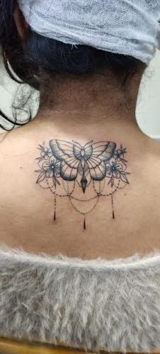 butterfly tatoo
